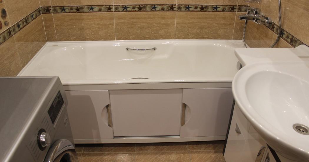ремонт ванной комнаты в Железнодорожном
