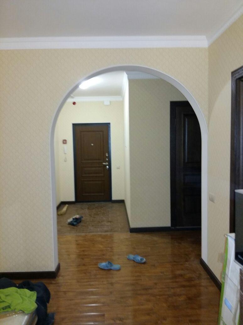 Сдача отремонтированной квартиры в новостройке